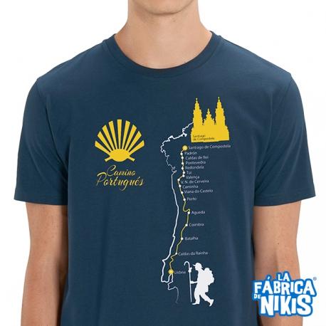 Camiseta Camino Portugués