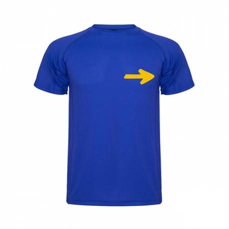 Camiseta Técnica Flecha Camino de Santiago