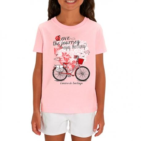 Camiseta Love The Journey