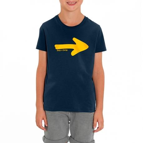 Camiseta Flecha Camino de Santiago Grande