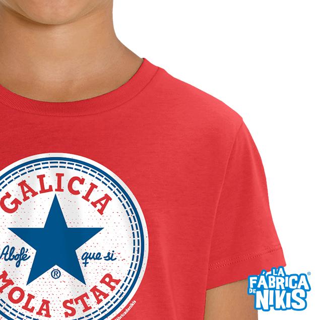 GALICIA MOLA STAR T-SHIRT