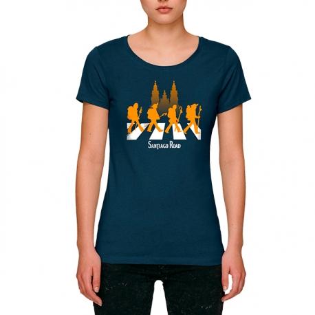 Camiseta Santiago Road