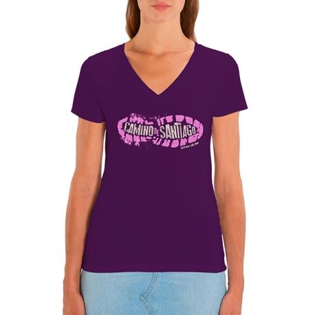 Camiseta Huella Camino de Santiago