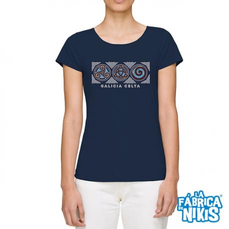 3 Celtic Symbols T-shirt