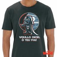 Camiseta Voullo decir ó teu pai