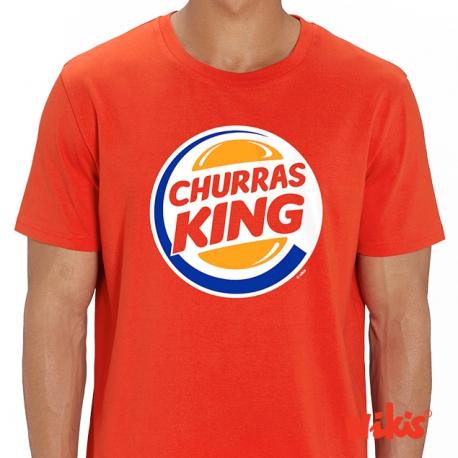 Camiseta Churraking
