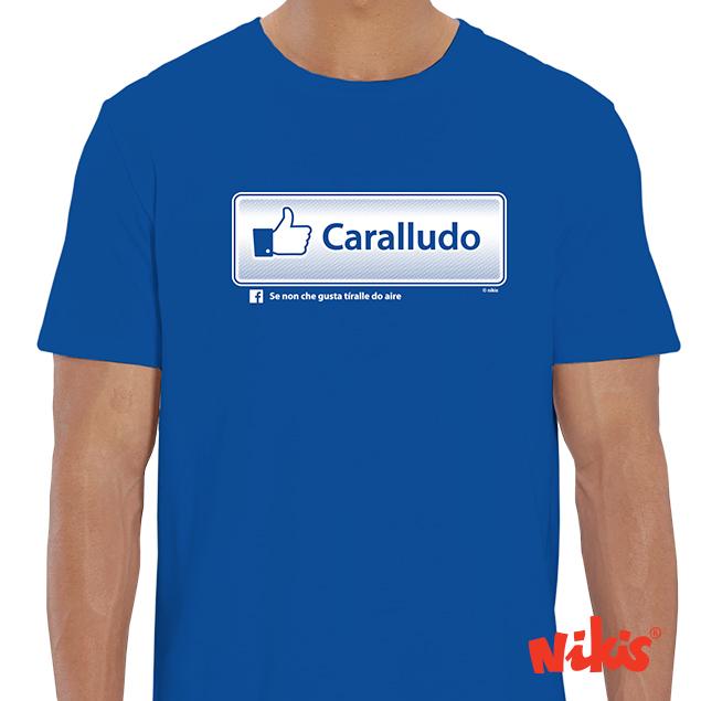 CAMISETA CARALLUDO