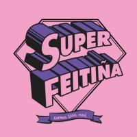 CAMISETA SUPER FEITIÑA BEBÉ