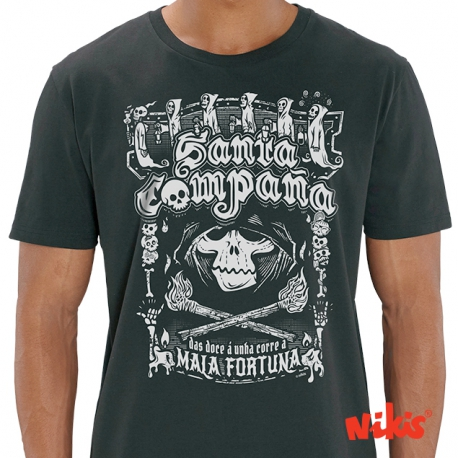 Camiseta Santa Compaña Vintage