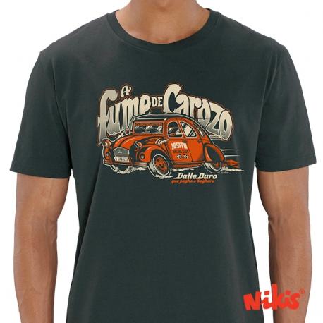 Camiseta A Fume de Carozo