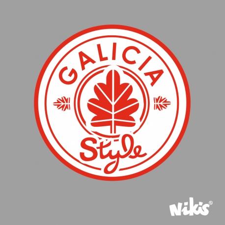 MOCHILA ROLL GALICIA STYLE GRIS