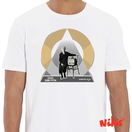 Camiseta Galicia Sound System