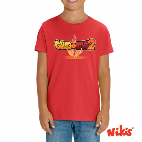 Camiseta Galego Nivel 2