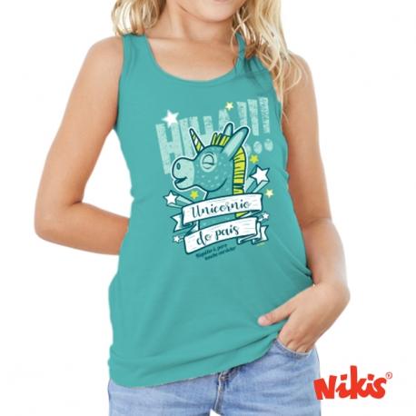 Camiseta Unicornio nena