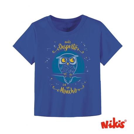 Camiseta Mouchiño bebé