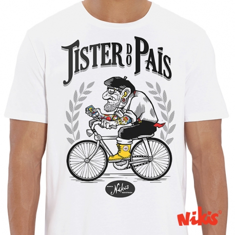 Camiseta Jister do Pais
