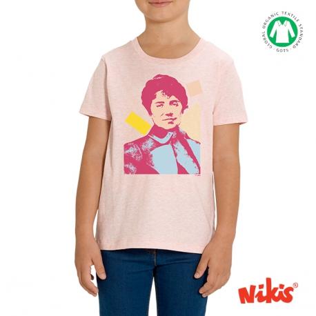 Camiseta Rosalia Pop nena