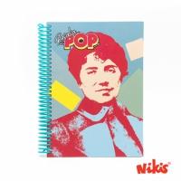 Libreta espiral Rosalía Pop