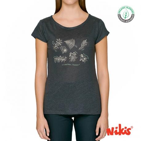 Camiseta 7 Herbas