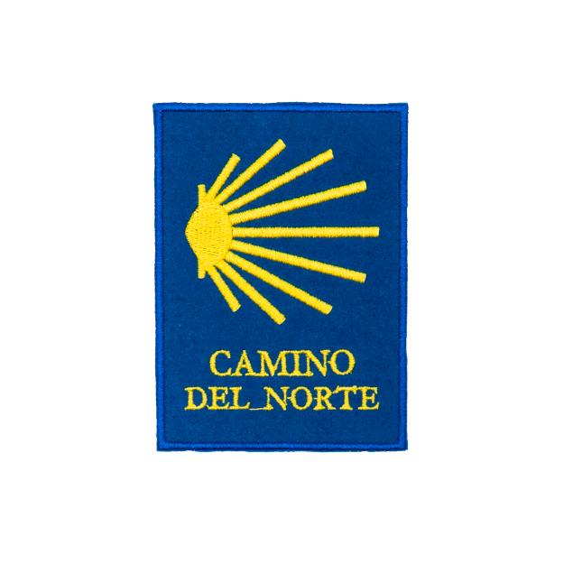 PARCHE CAMINO DE SANTIAGO DEL NORTE