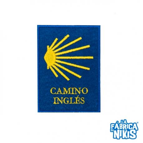 Parche Camino Inglés