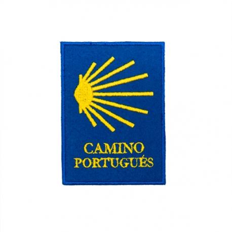 Parche Camino de Santiago Portugués
