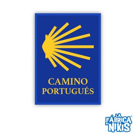 Parche MF Camino Portugues 2019
