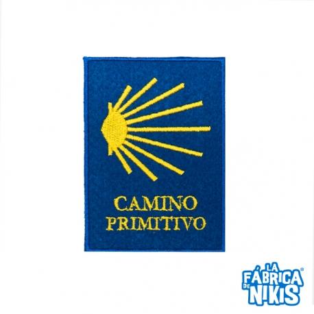 Parche Camino Primitivo