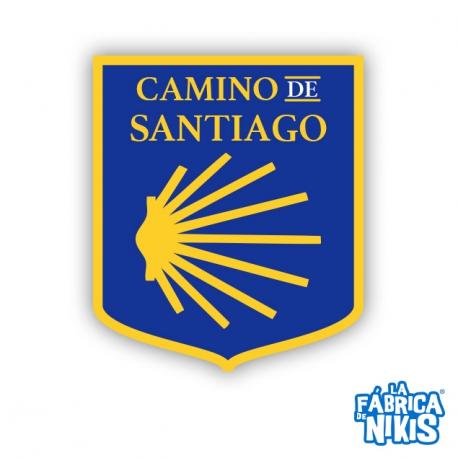 Parche Escudo Camino Grande 2019