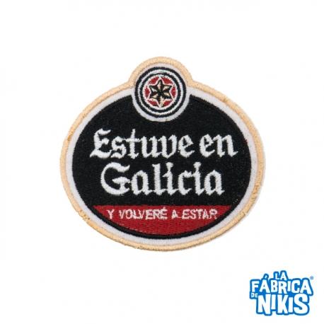 Parche Estuve en Galicia 2019