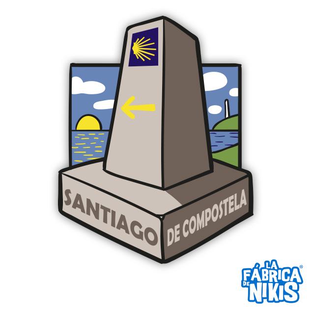 PARCHE MOJÓN CAMINO DE SANTIAGO