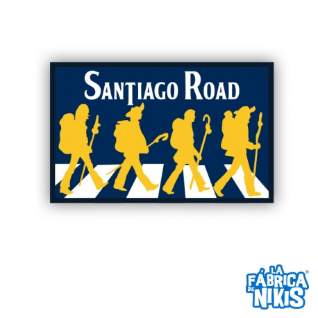 Parche Santiago Road 2019