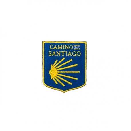Parche Pequeño Escudo Camino de Santiago
