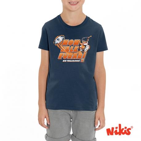 Camiseta Non Vale Furar neno