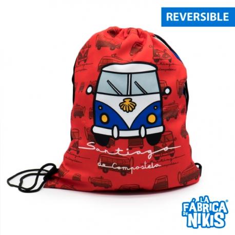 Camper Santiago Reversible Backpack