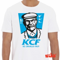 Camiseta Ke Carallo Fas