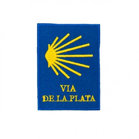 Parche Camino de Santiago Vía De La Plata
