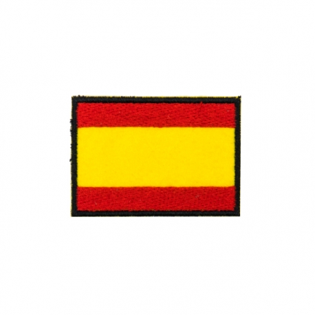 Parche Bandera España