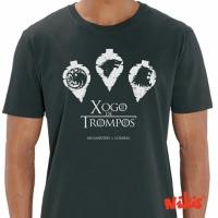Camiseta Xogo de Trompos