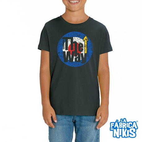 Camiseta The Way Niño