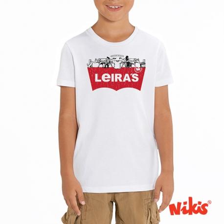 Camiseta Leira´s neno