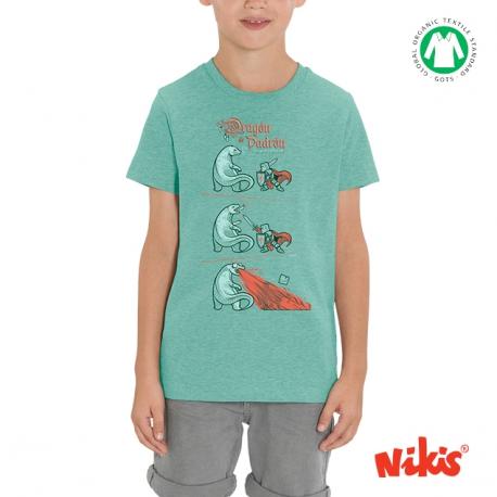 Camiseta Dragón de Padrón