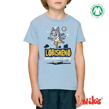 Camiseta Lobisneno