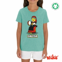 Camiseta Galeguiña Pandereta