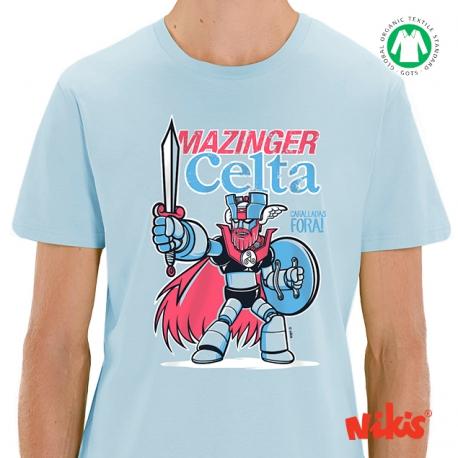 Camiseta Mazinger Celta