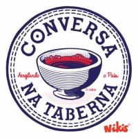 PEGATINA CONVERSA NA TABERNA