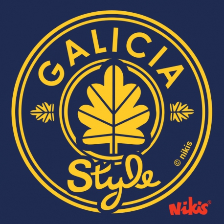 PEGATINA GALICIA STYLE