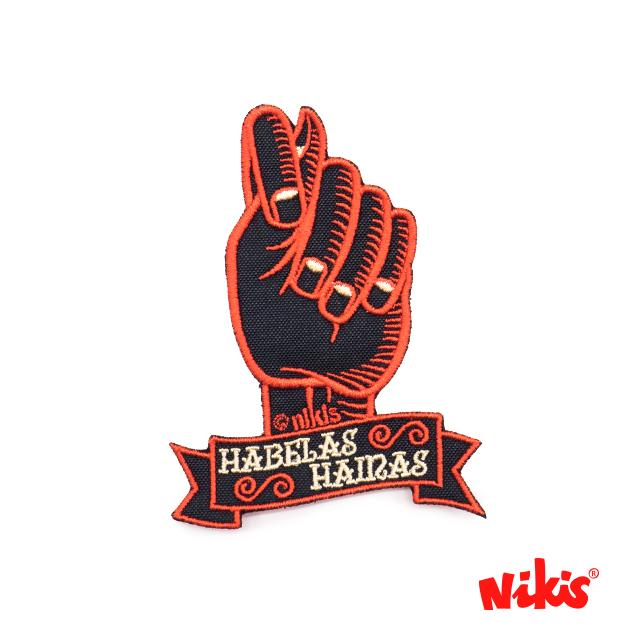 PARCHE FIGA HABELAS HAINAS