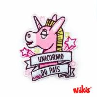 Parche Unicornio
