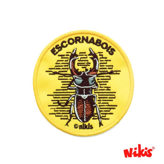 PARCHE ESCORNABOIS